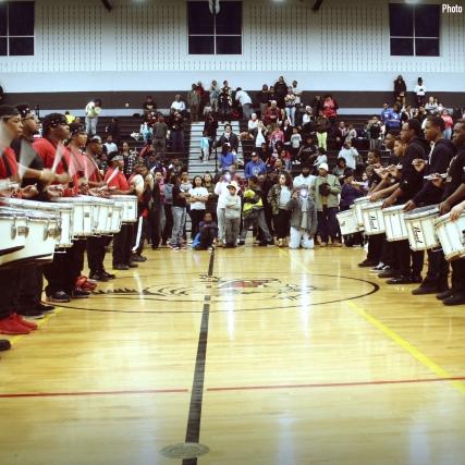 Harrisburg Drumline copy